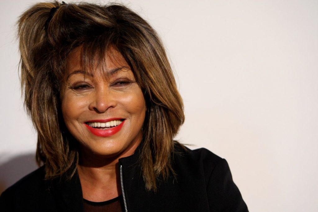 Tina Turner smiles during the presentation of the music project 'Beyond – Three Voices For Peace' on May 14, 2009 in Zurich, Switzerland | Miguel Villagran/Getty Images