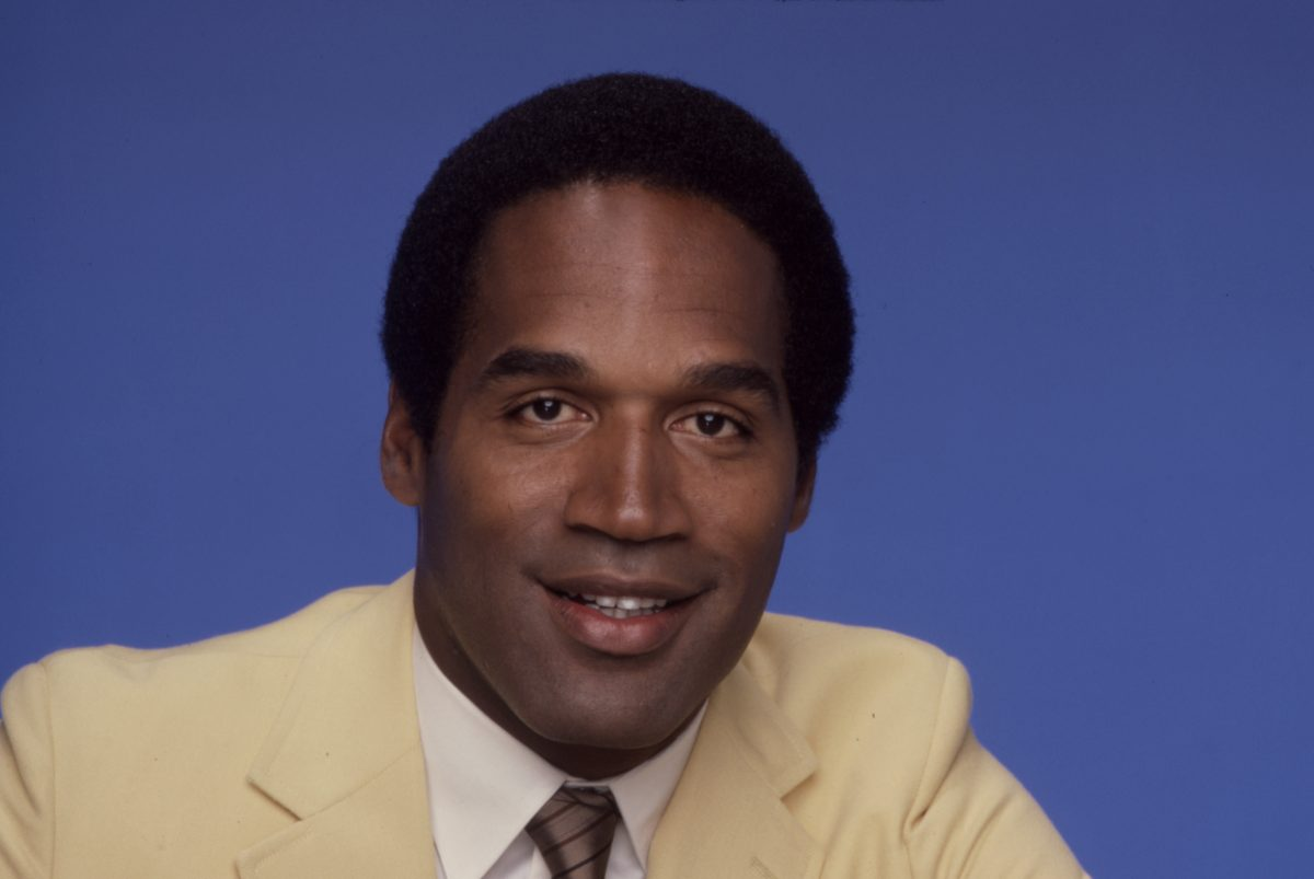 O.J. Simpson in 1983