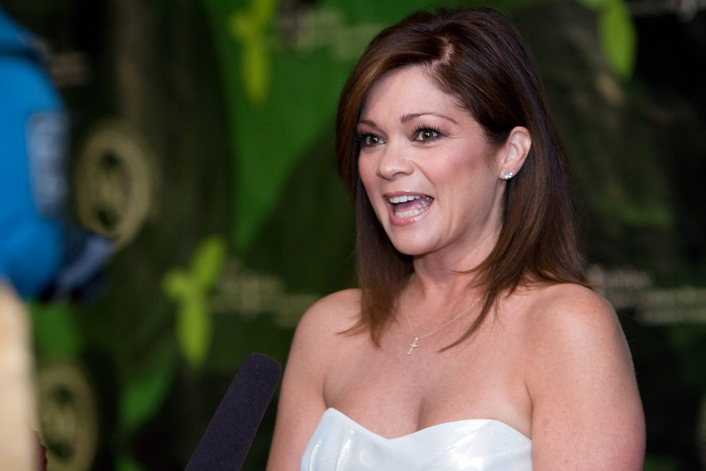 Valerie Bertinelli appears at the 2009 Mint Jubilee Derby Eve Gala at the Galt House Hotel