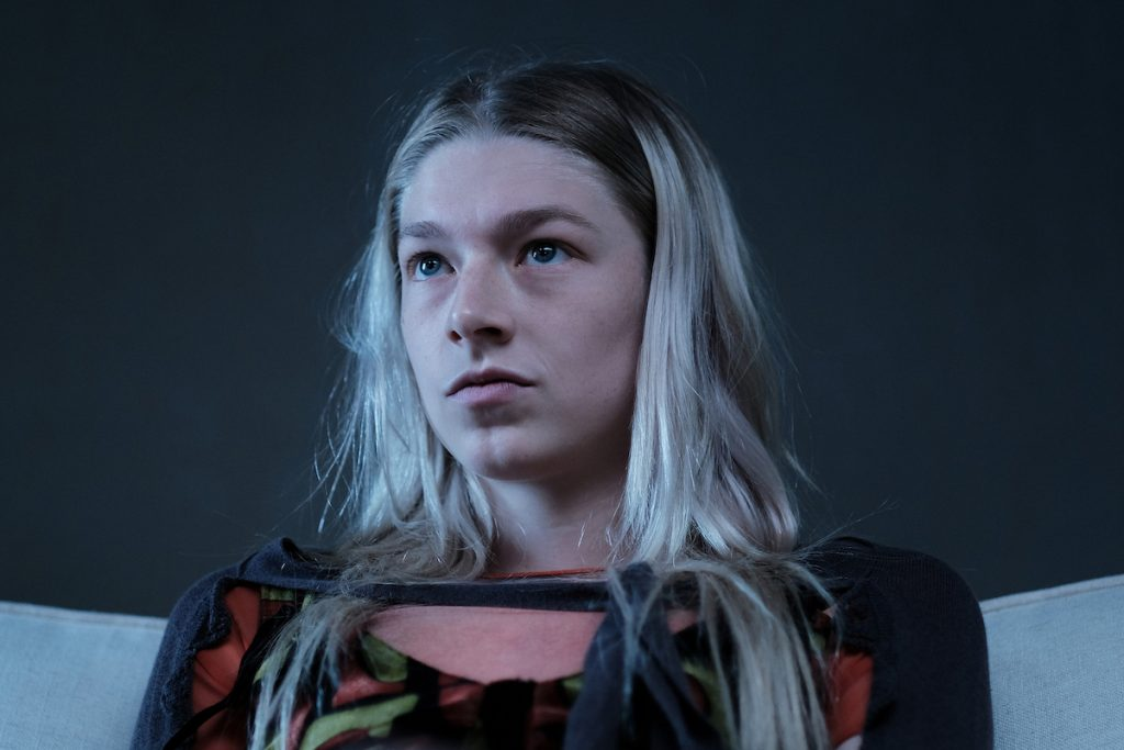 Hunter Schafer as Jules in 'Euphoria' on HBO