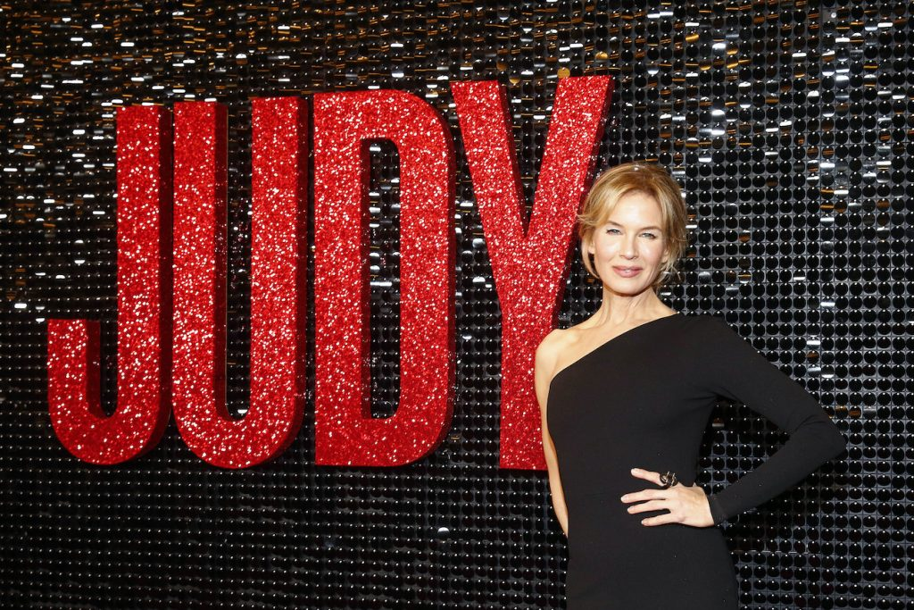 Renee Zellweger attends the Australian premiere of Judy at The Capitol