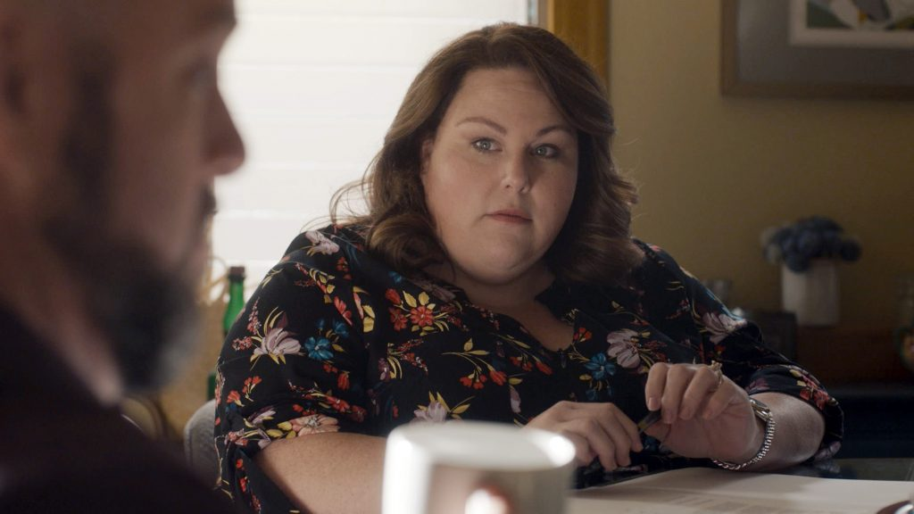 This Is Us Kate Pearson portrayed by Chrissy Metz