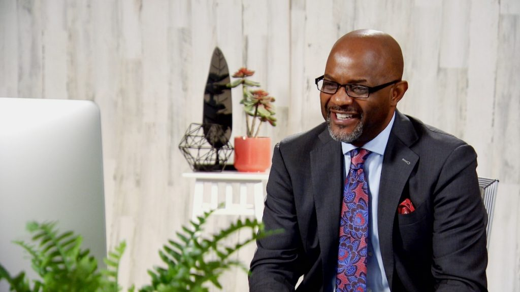 Pastor Calvin Roberson on 'Married at First Sight'