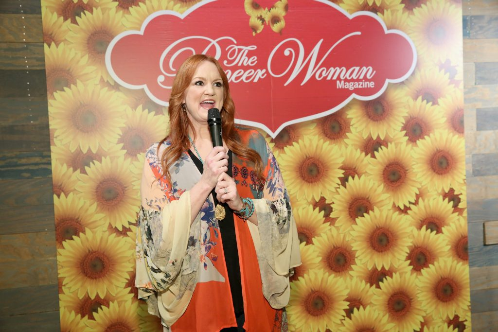 Ree Drummond speaks during The Pioneer Woman Magazine Celebration. | Monica Schipper/Getty Images for The Pioneer Woman Magazine
