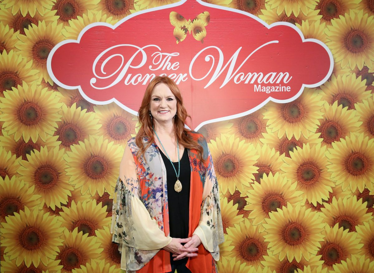 Ree Drummond attends The Pioneer Woman Magazine Celebration in 2017