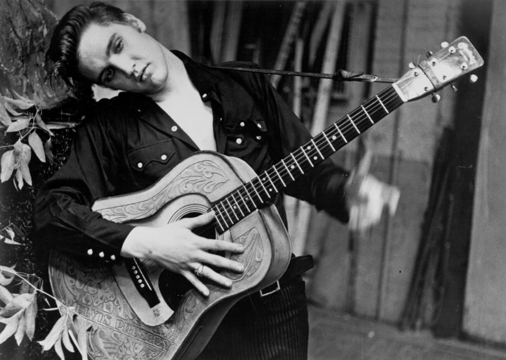 Why Elvis Presley's Manager Locked Famous Songwriters in a Room