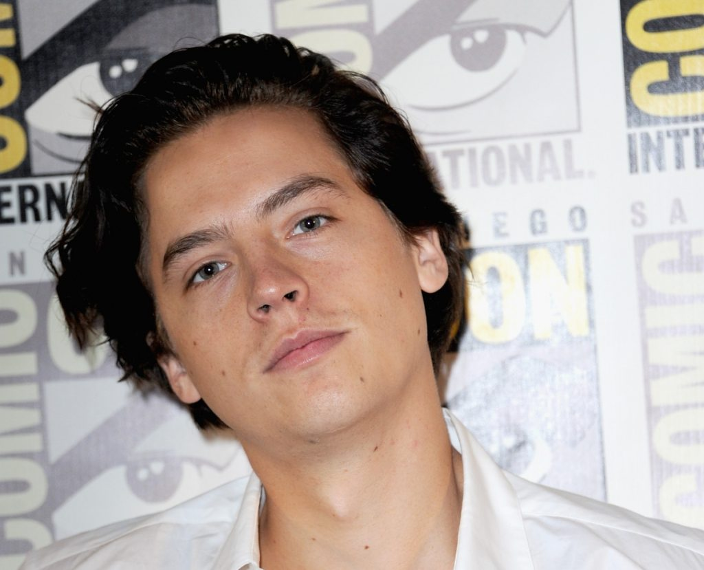 Cole Sprouse of 'Riverdale'