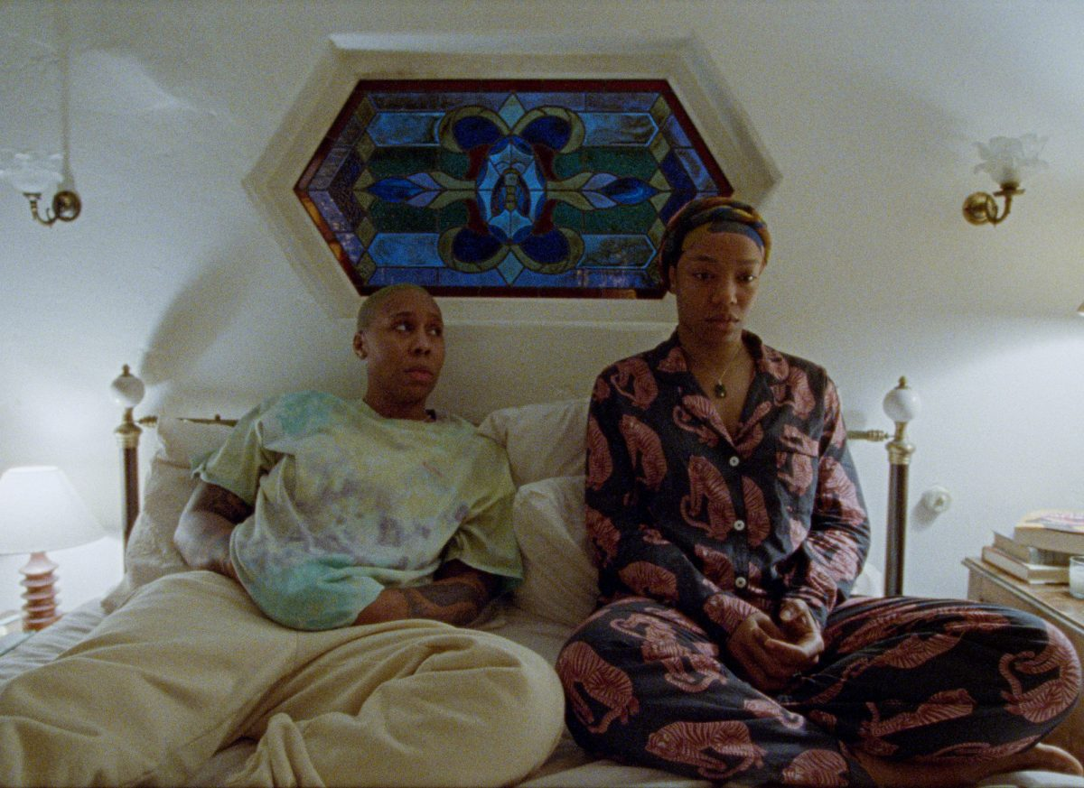Master of None Season 3: Denise and Alicia in bed
