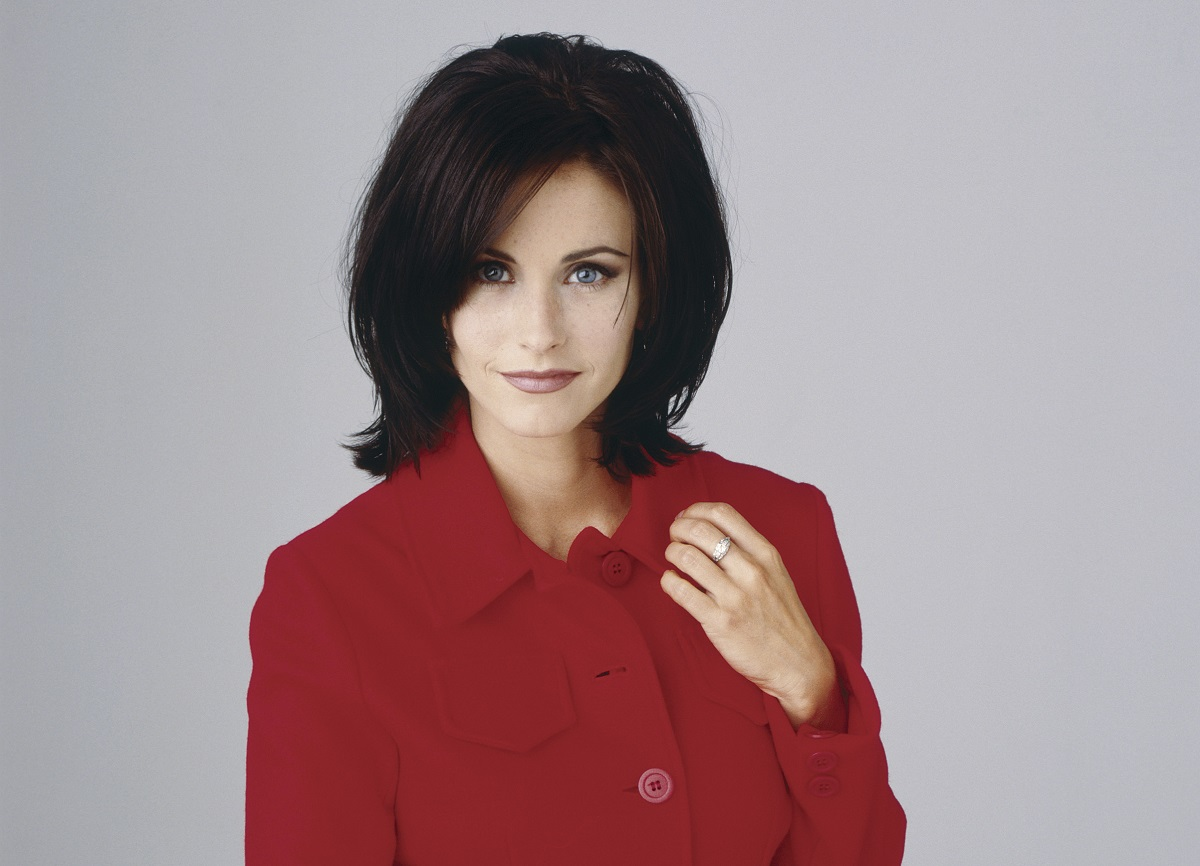 ' Monica Geller Would Not Approve of Courtney Cox's Secret Trick for Remembering Her Lines