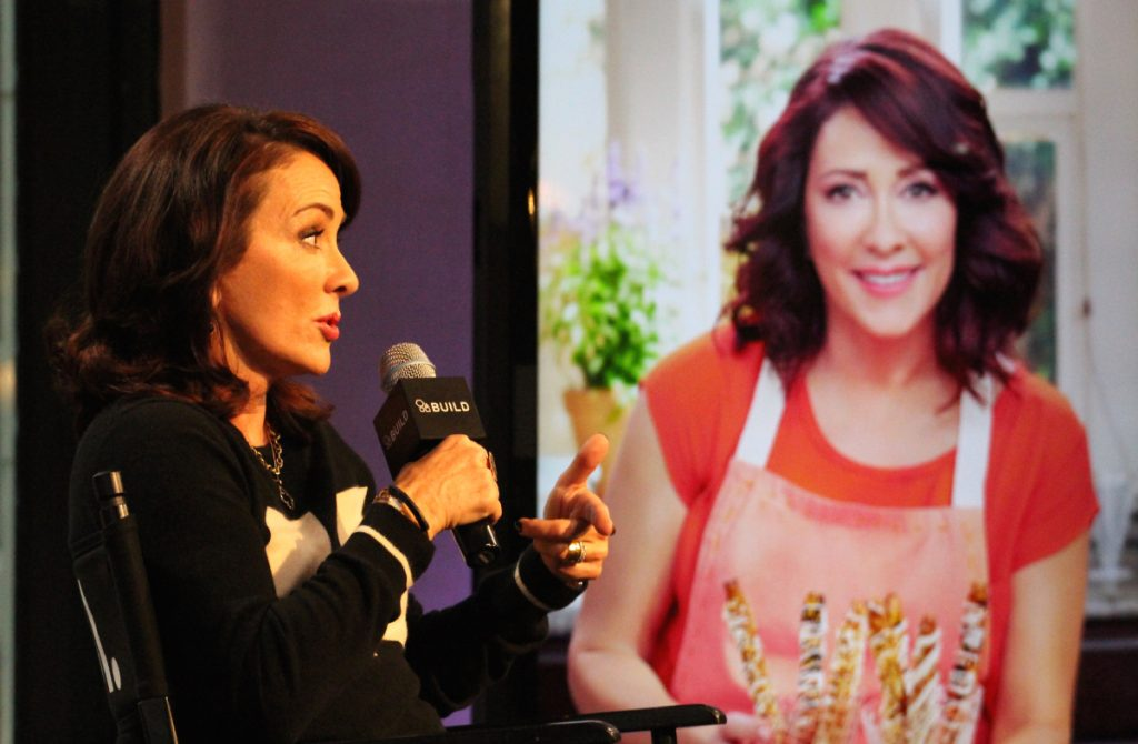 Patricia Heaton discusses her 2015 Food Network show, 'Patricia Heaton Parties'