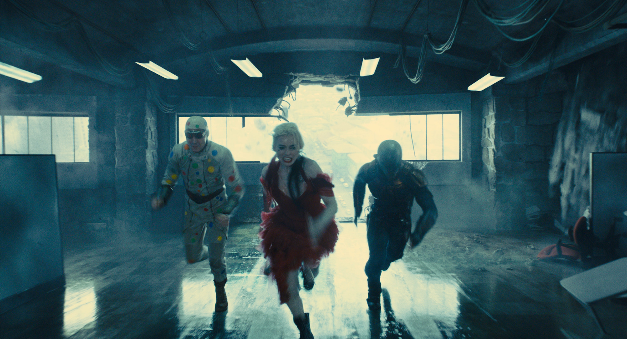 Margot Robbie as Harley Quinn in 'The Suicide Squad