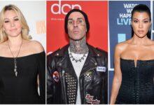 Photo of Travis Barker's Ex, Shanna Moakler, Shades Kourtney Kardashian Once more by Professing She 'Destroyed' Her Spouse and children