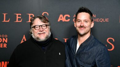 Photo of 'Antlers' Director Scott Cooper Admits What Type of Producer Guillermo del Toro Is