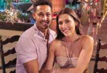 Photo of Becca Kufrin and Thomas Jacobs Tease Significant Engagement and Relationship Options Jointly