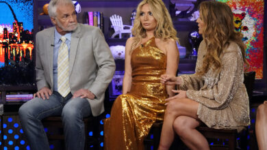 Photo of Below Deck's Captain Lee Reveals Why Rhylee Gerber Wasn't Tipped Throughout Initial Time 7 Constitution