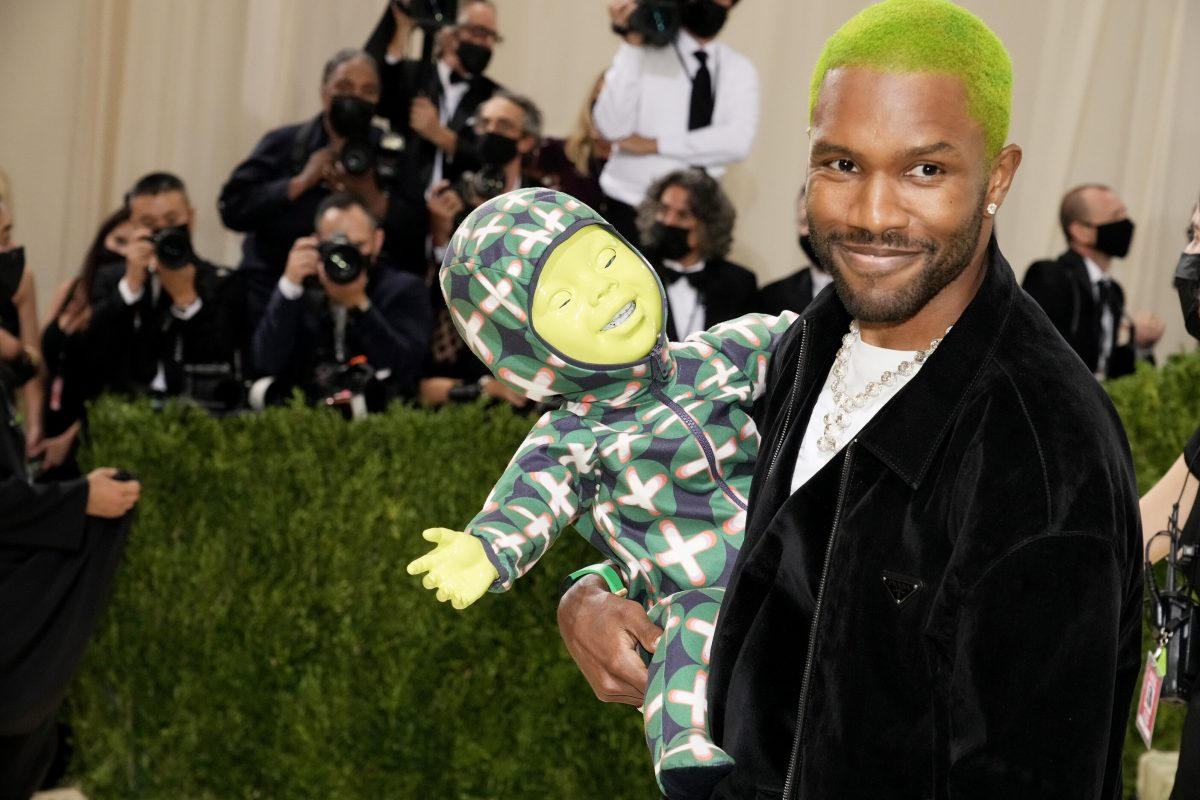 Photo of Delighted Birthday, Frank Ocean! Right here Are 5 Info You May Not Know About the 'Novacane' Singer