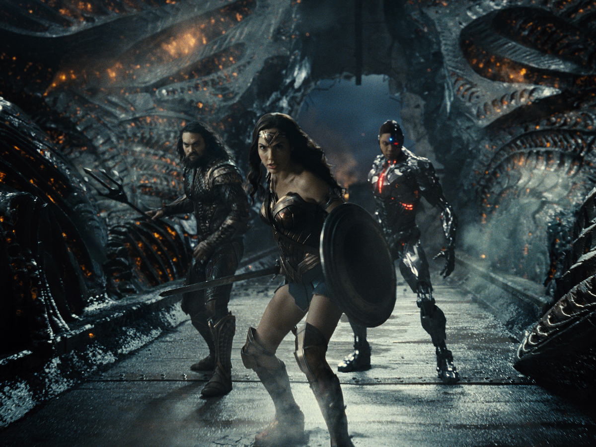 Photo of 'Zack Snyder's Justice League' Dominated Its To start with 7 days of Bodily Revenue